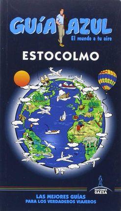 ESTOCOLMO -GUIA AZUL