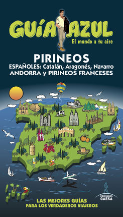 PIRINEOS -GUÍA AZUL