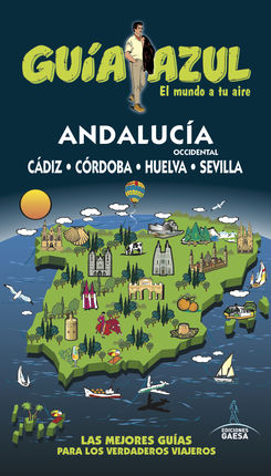 ANDALUCÍA OCCIDENTAL -GUIA AZUL