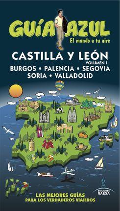CASTILLA LEÓN I -GUÍA AZUL