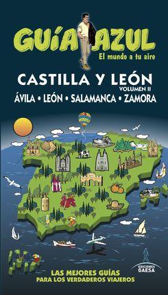 CASTILLA LEÓN II -GUÍA AZUL