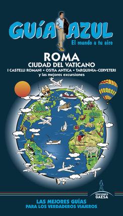 ROMA -GUÍA AZUL