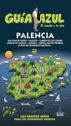 PALENCIA -GUIA AZUL