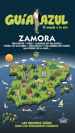 ZAMORA -GUIA AZUL