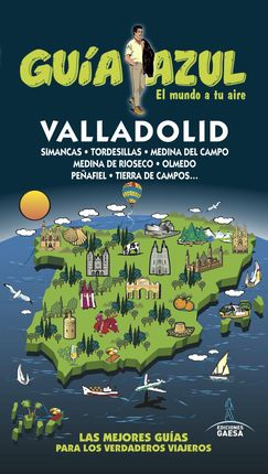 VALLADOLID -GUIA AZUL
