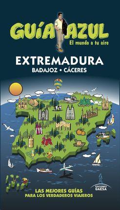 EXTREMADURA -GUIA AZUL