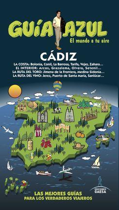 CÁDIZ -GUIA AZUL