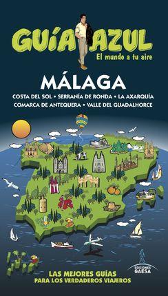MÁLAGA -GUÍA AZUL