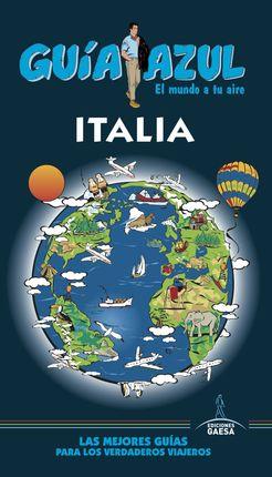 ITALIA -GUIA AZUL