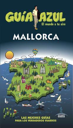 MALLORCA -GUÍA AZUL