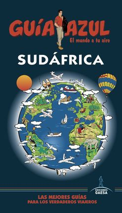 SUDAFRICA -GUIA AZUL
