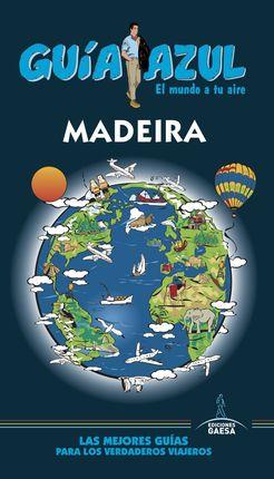MADEIRA -GUIA AZUL