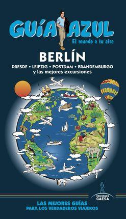 BERLIN -GUIA AZUL