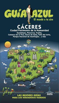 CACERES -GUÍA AZUL