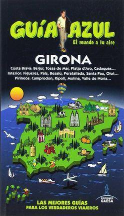 GIRONA -GUIA AZUL