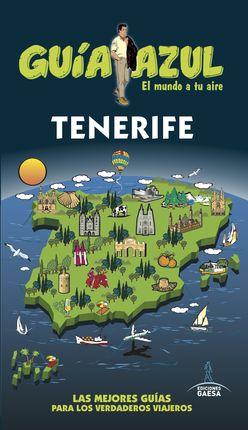 TENERIFE -GUIA AZUL