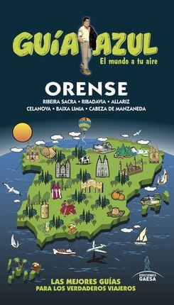 ORENSE -GUIA AZUL