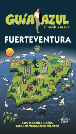 FUERTEVENTURA -GUIA AZUL