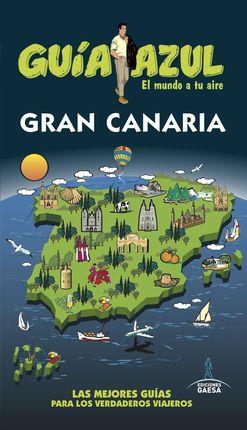 GRAN CANARIA -GUIA AZUL
