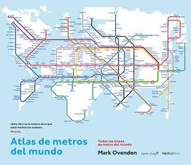 ATLAS DE LOS METROS DEL MUNDO