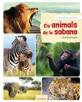 ANIMALS DE LA SABANA, ELS -LA BIBLIOTECA DELS RATOLINS