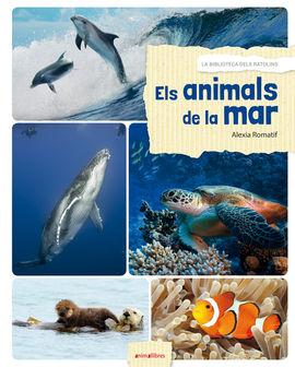 ANIMALS DE LA MAR, ELS -LA BIBLIOTECA DELS RATOLINS