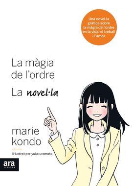 MÀGIA DE L'ORDRE. LA NOVEL·LA