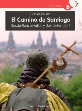 CAMINO DE SANTIAGO, EL -GUIA DE BOLSILLO