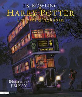 HARRY POTTER I EL PRES D'AZKABAN (EDICIÓ IL·LUSTRADA)