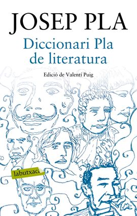 DICCIONARI PLA DE LITERATURA [BUTXACA]