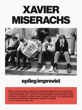 XAVIER MISERACHS EPÍLEG IMPREVIST