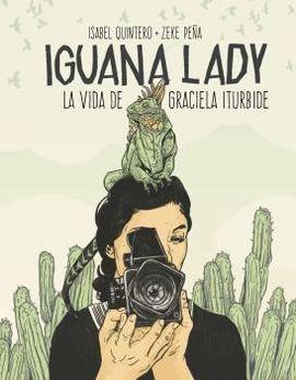 IGUANA LADY