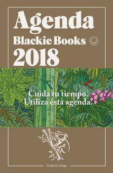 2018 AGENDA BLACKIE BOOKS CUIDA TU TIEMPO