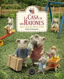 CASA DE LOS RATONES, LA - SAM Y JULIA SE VAN DE PICNIC