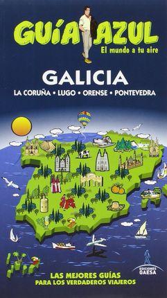 GALICIA -GUIA AZUL