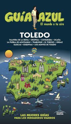 TOLEDO -GUIA AZUL
