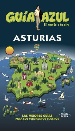 ASTURIAS -GUIA AZUL