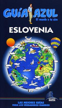 ESLOVENIA -GUIA AZUL