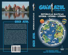 REPÚBLICAS BÁLTICAS -GUIA AZUL