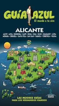 ALICANTE -GUIA AZUL