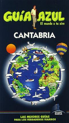CANTABRIA -GUIA AZUL