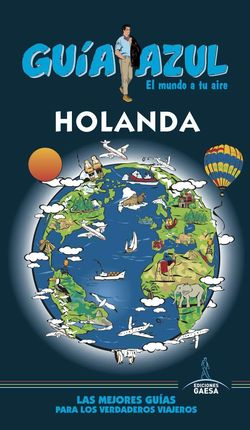 HOLANDA -GUIA AZUL