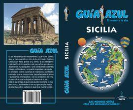 SICILIA -GUIA AZUL