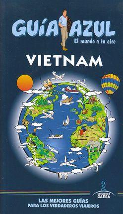 VIETNAM -GUIA AZUL