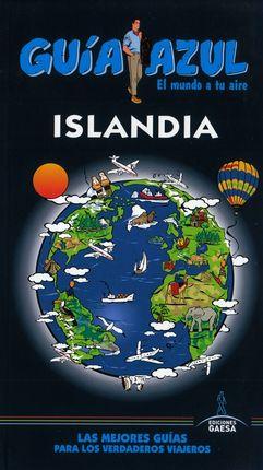 ISLANDIA -GUIA AZUL