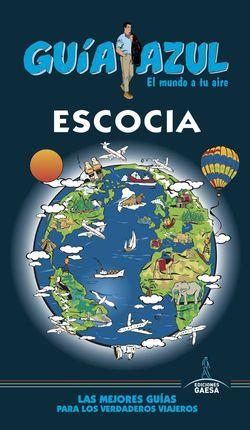 ESCOCIA -GUIA AZUL