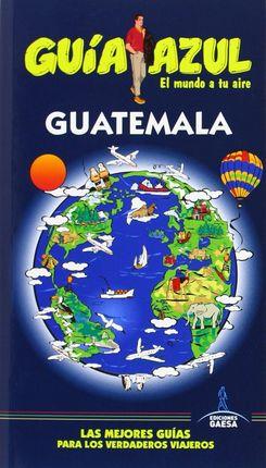 GUATEMALA -GUIA AZUL