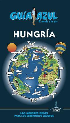 HUNGRIA -GUIA AZUL
