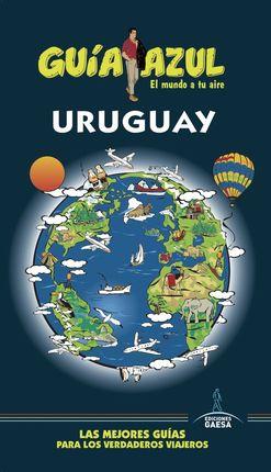 URUGUAY -GUIA AZUL