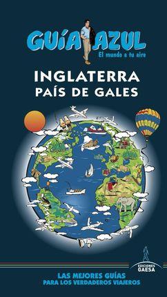 INGLATERRA Y PAÍS DE GALES -GUIA AZUL